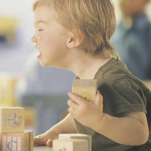 آرام سازی کودک پرخاشگر