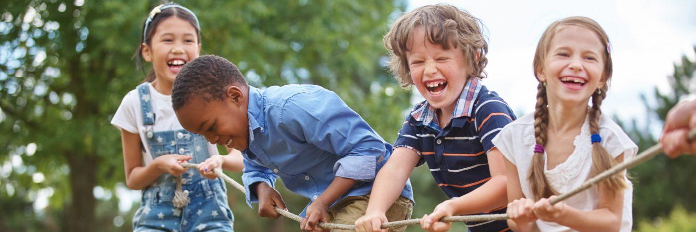 نقش انواع بازی موثر بر رشد کودکان