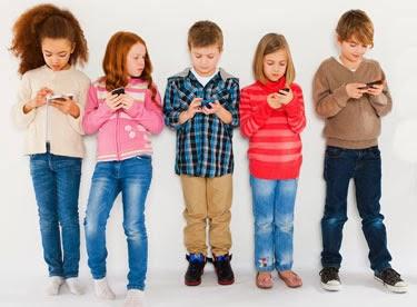 کنترل کودک در استفاده از فضای مجازی