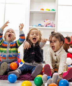 بازی زبان کودک