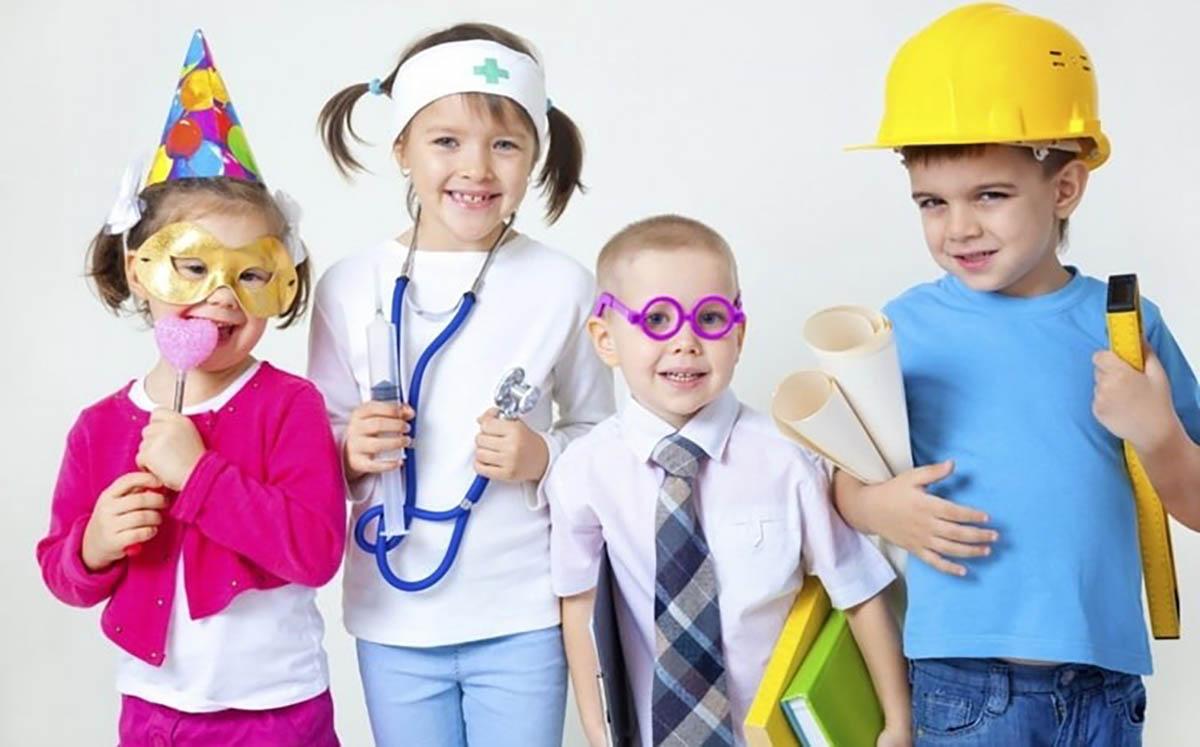 بازی نمایشی در رشد کودکان