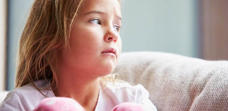راه های مقابله با اضطراب در کودک