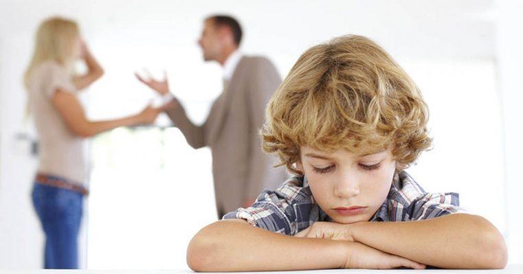تاثیر اضطراب والدین بر کودک